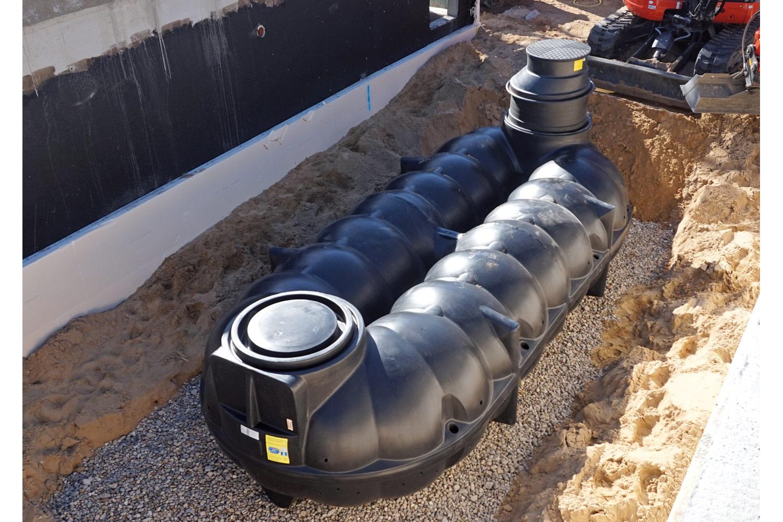 Podzemni rezervoar - NEO 10.000 L