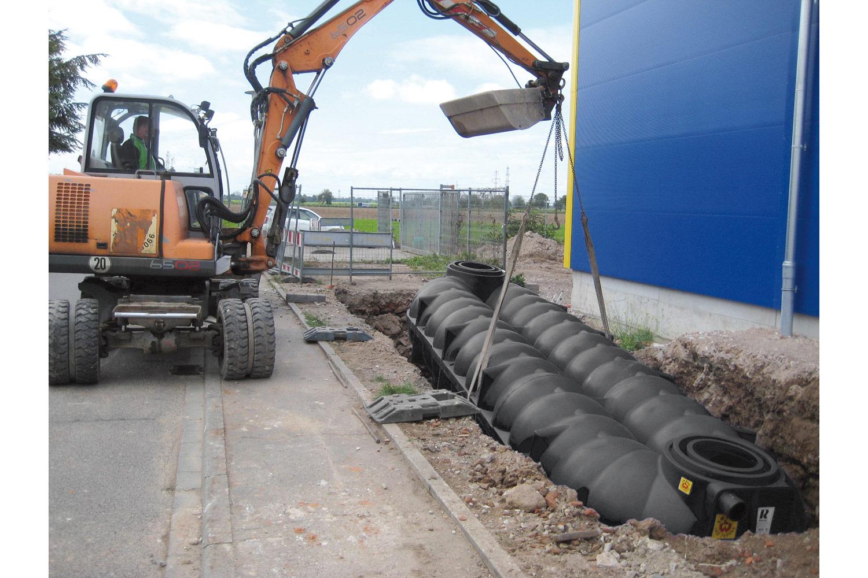 Podzemni rezervoar - NEO 15.000 L