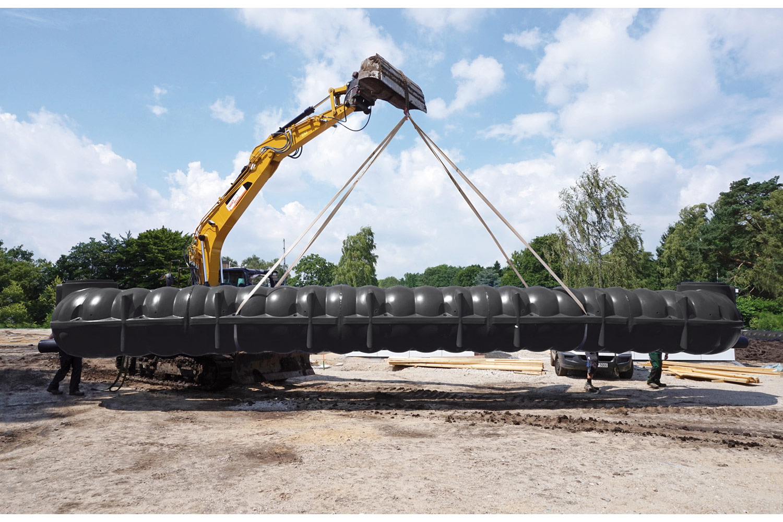 Podzemni rezervoar - NEO 20.000 L