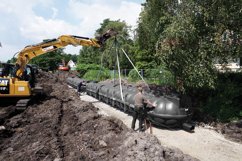 Podzemni rezervoar - NEO 25.000 L
