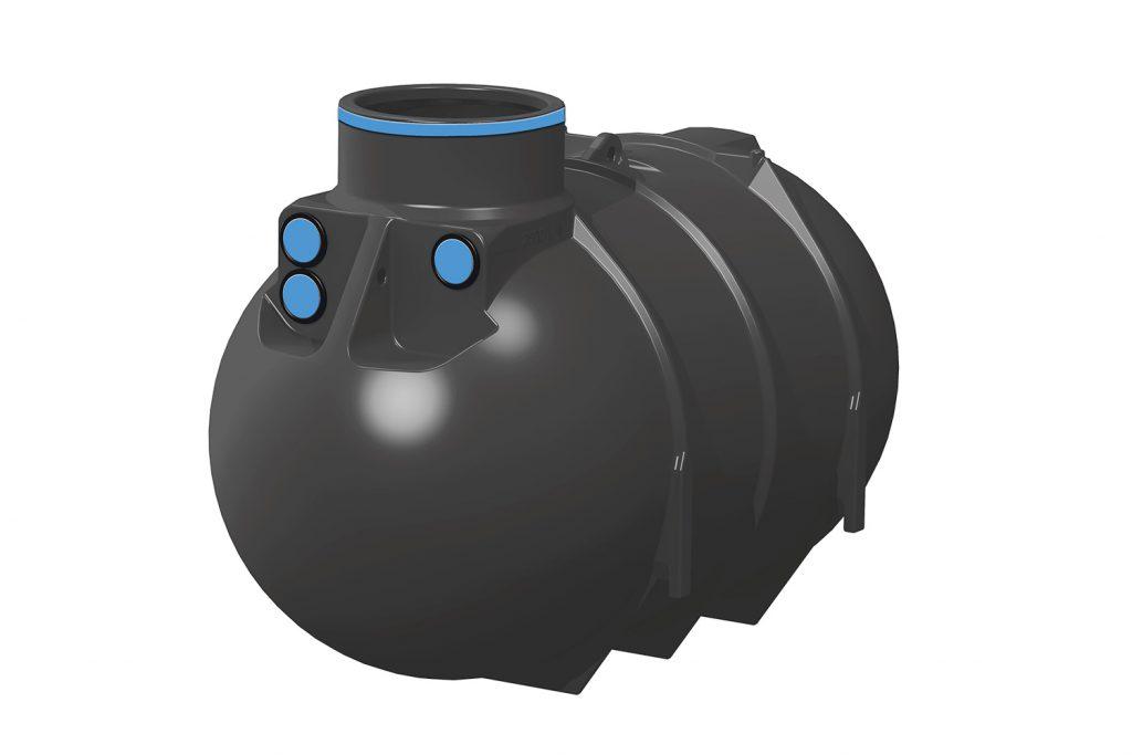 Zadrževalnik BlueLine 2.600 L