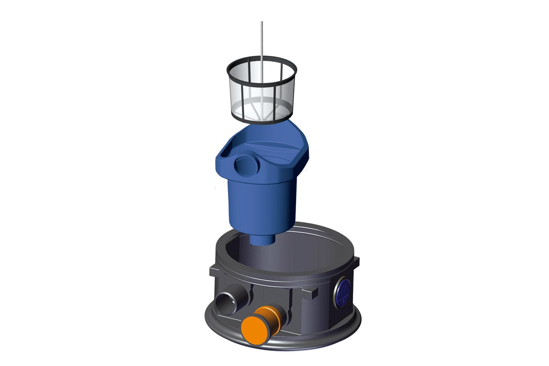 Jašek s filtrom FI-1